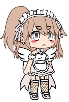 @Natsu2021UvU Manga Clothes, Cute Anime Chibi, Cute Kawaii Drawings, Character Outfits, Club Outfits, Cute Girls, Life Is Good, I Am Awesome, Grunge