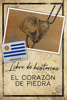Un corazón de piedra esconde una antigua historia y los inicios de un fuerte en el Departamento de Rocha, Uruguay.