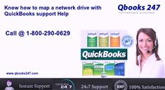 If you face any issue kindly contact QuickBooks technical representative for further assistance. Network Drive, Number, Map, Cards, Maps