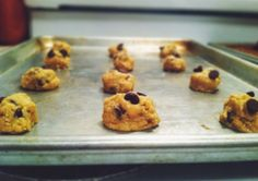 BEST oatmeal chocolate chip cookie recipe