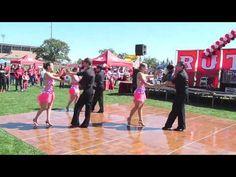 Rutgers Ballroom Dance Team Homecoming Showcase-ChaCha