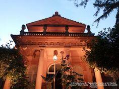 Museo Paparella - Villa Urania, nuovo impianto di illuminazione