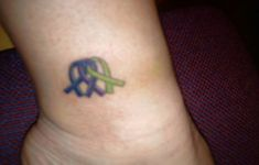 brain cancer ribbon tattoo ideas