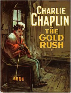 The Gold Rush 11x17 Movie Poster (1925)