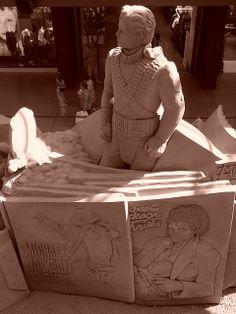 JPB:Sand Sculpture collection  : Michael Jackson | Flickr - Photo Sharing!