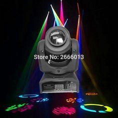 92.00$  Watch now - http://alikw9.worldwells.pw/go.php?t=32751298336 - 10W LED Moving Head Lights/10w spot light/LED gobo lamp/ LED dj disco lighting/Xmas lights 92.00$
