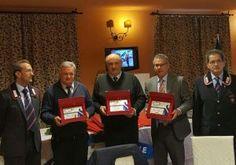 """Premio """"Sindaco in prima linea"""", riconoscimenti ai sindaci di Spoleto-Norcia-Cascia e Preci"""