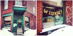 Wilensky Restaurant | À la mode Montréal  #montreal #food #sandwich