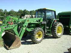 Find the 1996 John Deere 6200 Tractors for sale today at Fastline.com! Visit our site and view all of our farming equipment from top manufacturers.