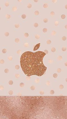 Self improvement cellphone wallpaper, apple logo. Glitter Wallpaper Iphone, Apple Logo Wallpaper Iphone, Iphone 7 Wallpapers, Cute Wallpaper For Phone, Pink Wallpaper, Cellphone Wallpaper, Cool Wallpaper, Cute Wallpapers, Wallpaper Backgrounds