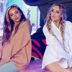 Little Mix rehearsing for the BBC One Show on June 2019 in London, England. Jade Little Mix, Little Mix Jesy, Little Mix Perrie Edwards, Little Mix Girls, Perry Little Mix, Jesy Nelson, Bbc One Show, Divas, Litte Mix