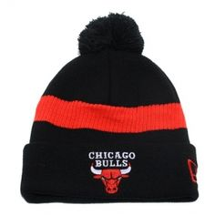 9a9f857cd5e Chicago Bull pom pom beanie Stylish fashion beanie for casual wear!