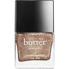 butter LONDON Nail Lacquer, Dust-Up 0.4 fl oz (9 ml) (20 CAD) ❤ liked on Polyvore featuring beauty products, nail care, nail polish, nails, beauty, makeup, fillers, butter london nail lacquer, butter london and butter london nail polish