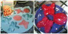 Saponette gelatinose fai da te Scrub, Pudding, Desserts, Food, Bricolage, Tailgate Desserts, Deserts, Custard Pudding, Essen
