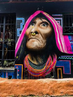 A Graffiti Tour in Bogota, Colombia which explains the history of graffiti in Bogotá and unveils some of the city's best street art. Best Graffiti, Street Art Graffiti, Shakira, Honeymoon Around The World, World Street, Colombia Travel, Best Street Art, Beautiful Streets, South America Travel