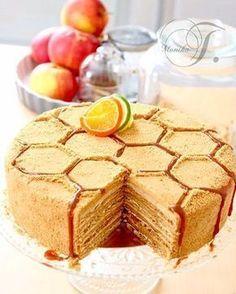 Russische Honigkuchen