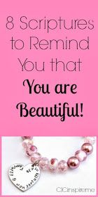 ChariT's Inspirational Creations: 8 Scriptures To Remind You that You are Beautiful! Scripture Quotes, Bible Verses, Scriptures, Jesus Girl, Jesus Freak, Get Closer To God, Jesus Saves, Faith In God, Christian Inspiration