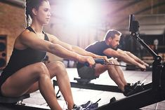 We review the best rowing machines of the year. #rowingmachinereviews Rowing Workout, Hard Workout, Post Workout, Workout Gear, Fun Workouts, Rowing Machines, Workout Machines, Fitness Machines, Body Pump