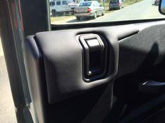 Armrest for Land Rover Defender 90/110/130 | Doors | Interior | Optional Equipment | Nakatanenga 4x4-Equipment for Land Rover, Offroad & Outdoor