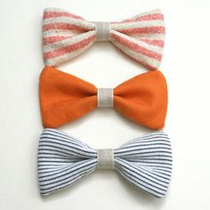 wonder if we can make some sort of vintage looking bow tie for him.. depends on the jacket we go with!