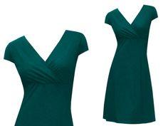 Entdecke lässige und festliche Kleider: Kleid Nelly - viele Farben made by ungiko via DaWanda.com