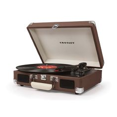 MP3 players are so last year. Grab your classic records and this Portable Turntable and take your music to the party, where you can spin late into…