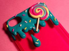 POP SPRINKLES Kawaii Drizzle Deco iPod Touch 5th Gen Case on Etsy, $20.00
