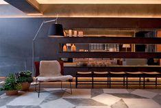 Loft do Jovem Empresário - David Bastos, arquiteto, Casa Cor SP 2013