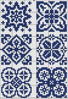 63 Ideas for embroidery stitches chart filet crochet Knitting Charts, Knitting Stitches, Knitting Patterns, Filet Crochet Charts, Cross Stitch Charts, Cross Stitch Designs, Cross Stitch Patterns, Blackwork Patterns, Cross Stitching