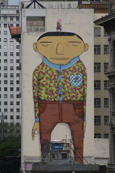 O Estrangeiro - Vale do Anhangabaú, São Paulo