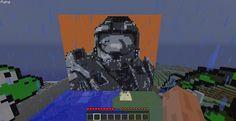 10 Impressive Halo-Inspired Minecraft Builds - IGN