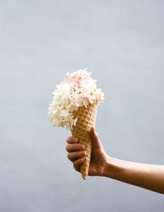 Floral Scoops Kinfolk