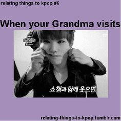 Relating Moments To Kpop - lol Dae XP