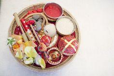 Hindu wedding ceremony items Samagri