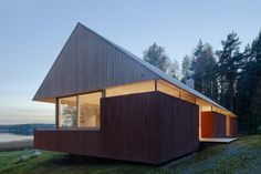 Summerhouse Svartnö. WRB Architects. » Lindman Photography