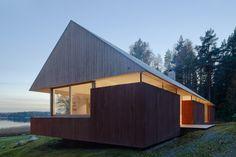 Summerhouse Svartnö. WRB Architects. » Lindman Photography