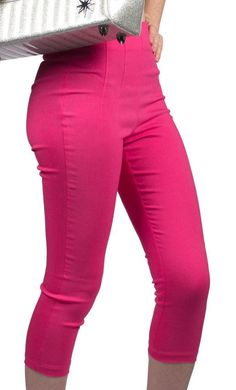 These high waisted capris are a must have for any gals wardrobe! Features our super stretchy bengaline fabrication making them an amazing fit. Zip closure down side. Made in the USA. Capri Outfits, Burlesque, Clothing Items, Pinup, Spring Summer Fashion, Jeans, Sweatpants, Closure, Pure Products