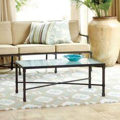 Coffee Table European Inspired Home Furnishings Ballard Designs