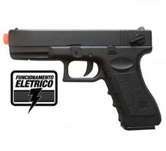 GLOCK G18 ELÉTRICA Save those thumbs & bucks w/ free shipping on this magloader I purchased mine http://www.amazon.com/shops/raeind   No more leaving the last round out because it is too hard to get in. And you will load them faster and easier, to maximize your shooting enjoyment.