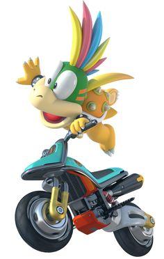 Lemmy | Mario Kart 8 #Nintendo #WiiU