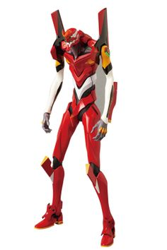 Real Action Heroes Neo No.604 EVA-02 Production Model [w/Initial Production Bonus]