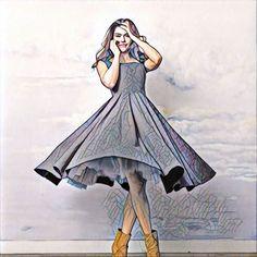 Sukienka Tiulewna