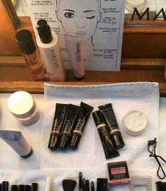 Hi beauties! We're backstage at the @reem_acra show for #BridalFashionWeek, where #MaryKay is the makeup sponsor for the show.  Stay tuned for the final makeup looks and gorgeous gowns! #MarryKay