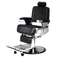 Mr Withers Barber Chair from Standish Salon Goods would also go nicely in this barber shop furniture setup