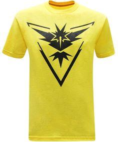 a70d3dca2 14 Best Team Instinct images | Pokemon go team instinct, T shirts ...