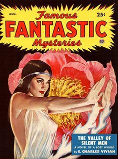 Famous Fantastic Mysteries 1949-08