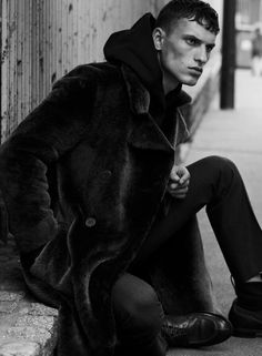 Top Model David Trulik Stars In Gq China March 2017 Issue Photo Blackblack White Photosgqstyle Guidesfashion Photographylushgentlemanbeautiful Peopleporn