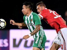 Benfica: boletim clínico reduzido a dois jogadores
