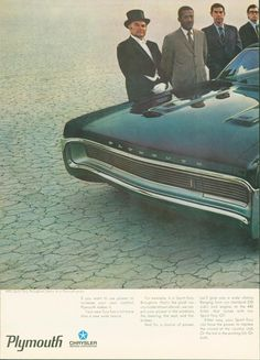 Plymouth Fury Barracuda 1970 (Triple Page) LIFE September 26 1969