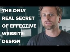{Video} Interesting video on web design. It's fun to watch. Talk about effective website design in different way. Not about how it looks, it's about the effectiveness on your website; find the frequency living inside your target audience and craft a message that resonates it. *5Stars